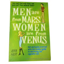 boeken met relatie advies: mannen komen van Mars