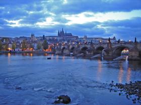 romantische stedentrip Praag