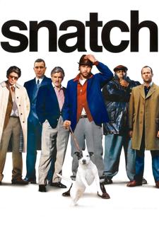 snatch films brad pitt